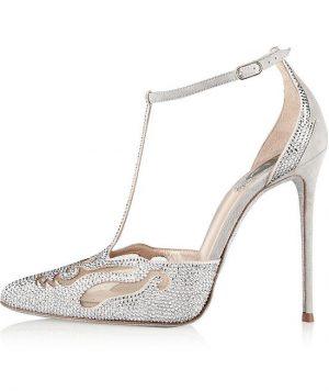 Zapato con Brillantes 1