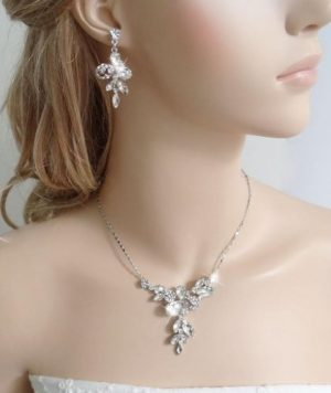 Collar Y Aretes KB1 1